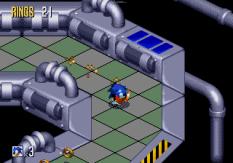 Sonic 3D Blast Megadrive 120