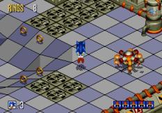 Sonic 3D Blast Megadrive 125