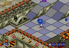 Sonic 3D Blast Megadrive 126