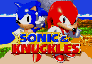 Sonic and Knuckles Megadrive 001