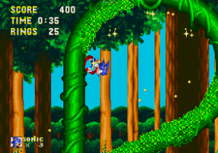 Sonic and Knuckles Megadrive 009