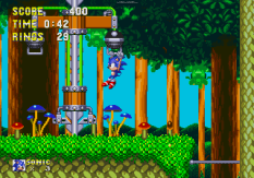 Sonic and Knuckles Megadrive 010