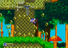 Sonic and Knuckles Megadrive 011