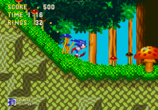 Sonic and Knuckles Megadrive 012