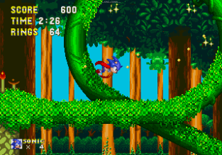 Sonic and Knuckles Megadrive 020