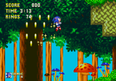 Sonic and Knuckles Megadrive 022