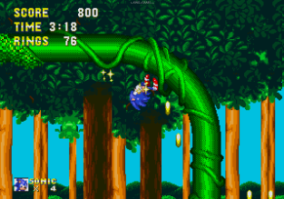 Sonic and Knuckles Megadrive 023