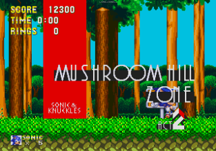 Sonic and Knuckles Megadrive 031