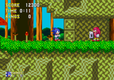 Sonic and Knuckles Megadrive 032