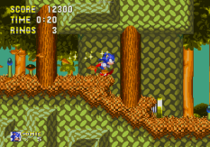 Sonic and Knuckles Megadrive 033