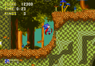 Sonic and Knuckles Megadrive 034
