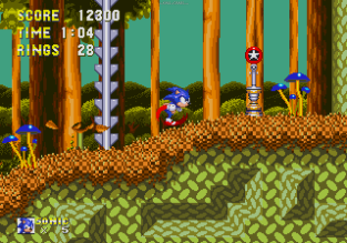 Sonic and Knuckles Megadrive 042
