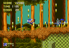 Sonic and Knuckles Megadrive 043