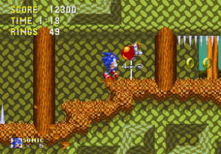 Sonic and Knuckles Megadrive 045