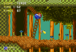 Sonic and Knuckles Megadrive 049