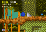 Sonic and Knuckles Megadrive 050