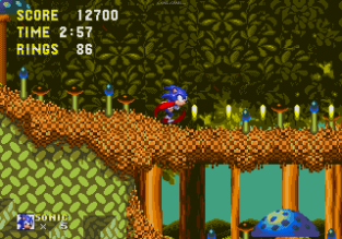 Sonic and Knuckles Megadrive 053