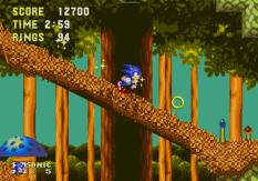 Sonic and Knuckles Megadrive 054
