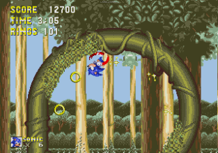 Sonic and Knuckles Megadrive 056