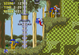 Sonic and Knuckles Megadrive 059