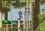 Sonic and Knuckles Megadrive 060