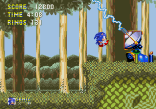 Sonic and Knuckles Megadrive 064