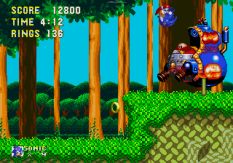 Sonic and Knuckles Megadrive 065