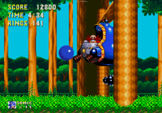 Sonic and Knuckles Megadrive 066