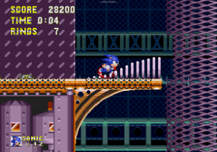 Sonic and Knuckles Megadrive 075
