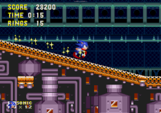 Sonic and Knuckles Megadrive 076