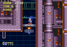 Sonic and Knuckles Megadrive 077