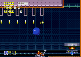 Sonic and Knuckles Megadrive 078