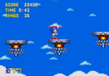 Sonic and Knuckles Megadrive 083