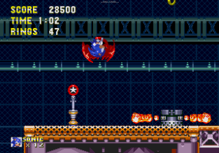Sonic and Knuckles Megadrive 086