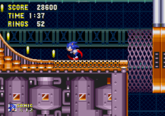 Sonic and Knuckles Megadrive 087
