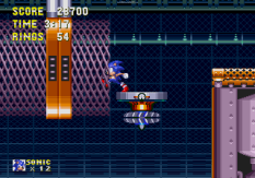 Sonic and Knuckles Megadrive 088
