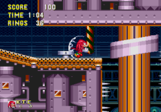 Sonic and Knuckles Megadrive 098