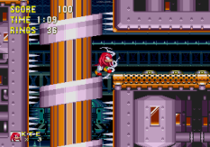 Sonic and Knuckles Megadrive 099