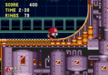 Sonic and Knuckles Megadrive 107