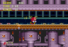 Sonic and Knuckles Megadrive 109