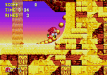 Sonic and Knuckles Megadrive 112