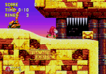 Sonic and Knuckles Megadrive 113