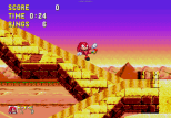 Sonic and Knuckles Megadrive 116