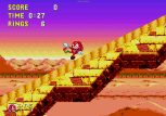 Sonic and Knuckles Megadrive 117