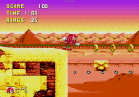Sonic and Knuckles Megadrive 124