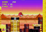 Sonic and Knuckles Megadrive 126