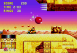 Sonic and Knuckles Megadrive 127