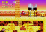 Sonic and Knuckles Megadrive 128