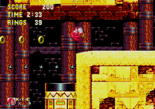 Sonic and Knuckles Megadrive 130
