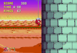 Sonic and Knuckles Megadrive 137